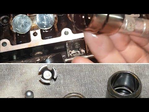 Ремонт                                      гидрокомпенсаторов      на ВАЗ 2112 шестнадцатиклапанный