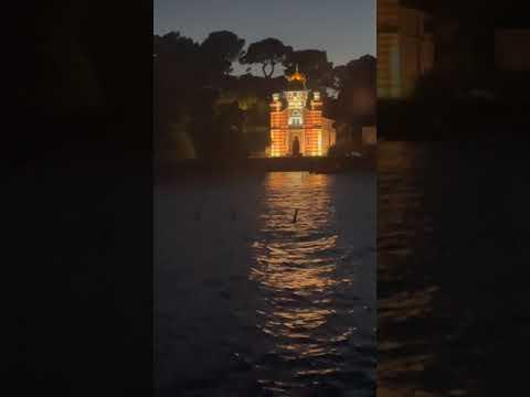 La Chapelle de la Villa Algérienne, une nuit à l'Herbe au Cap Ferret