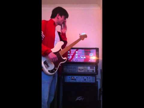 Simms watts AP200 amp demo
