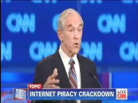 Ron Paul CNN South Carolina debate highlights 1/19/11