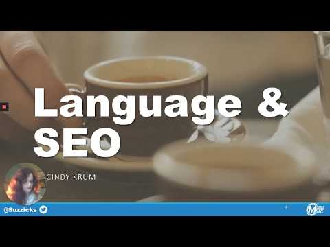 Maximizing SEO in a Multi-Lingual Setting - You Are Doing it All Wrong!