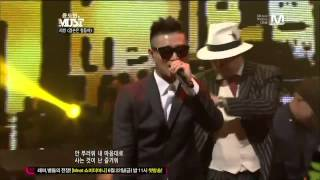 [Live] LeeSSang (리쌍) - Hard To Be Humble (겸손은 힘들어) [120602]