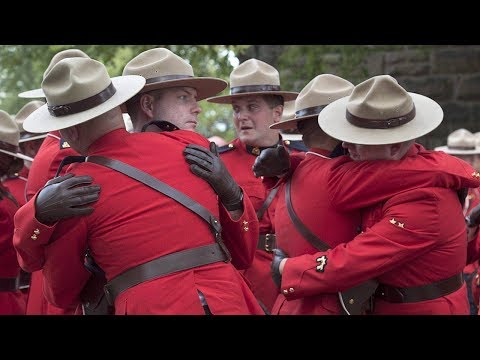 Hundreds of RCMP officers attend funeral of fallen Mountie