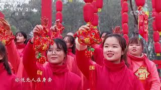 [2020东西南北贺新春]《桥边姑娘》 演唱:李念 陈都灵| CCTV综艺