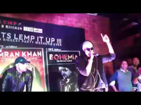 BOHEMIA  says SORRY and show respect to...