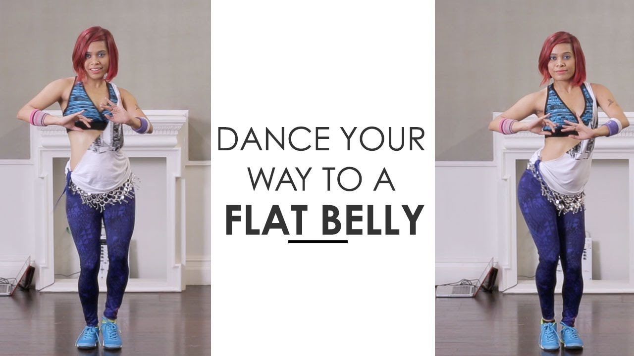 Zumba Inspired Belly Dance To Get A Flat Stomach | Fitness ...