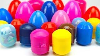 Сюрпризы, яйца и игрушки из мультиков  Игрушкин ТВ
