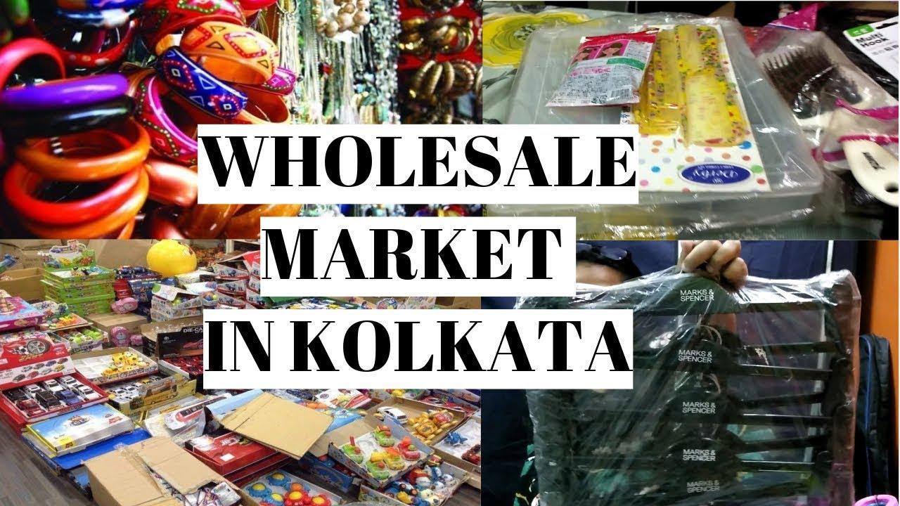 Cheapest Wholesale Market|| Bagri Market Kolkata || Attractive price &  Discounts