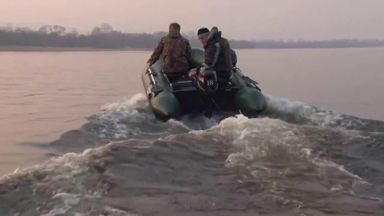 Испытание лодок пвх на прочность