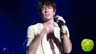 Gambar cover NOTHING WITHOUT LOVE - Nate Ruess Live in Manila 2016 [HD]