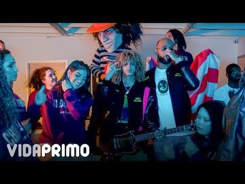 Jon Z X Eladio Carrion X Ele A El Dominio X Boy Wonder CF- Salgo a Buscarte [Official Video]