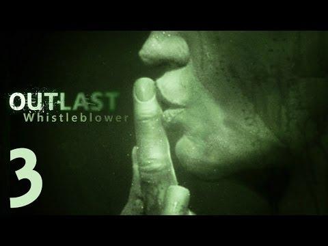 阿津 恐怖遊戲 絕命精神病院 告密者 Outlast: Whistleblower(3) 新郎變新娘