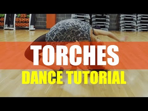 TORCHES by X Ambassadors | Dance TUTORIAL Video | @brendonhansford Choreography