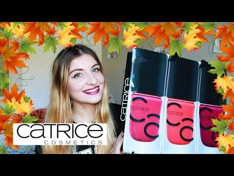 Catrice Cosmetics | Autumn/Winter 2017 Collection | KezziesC