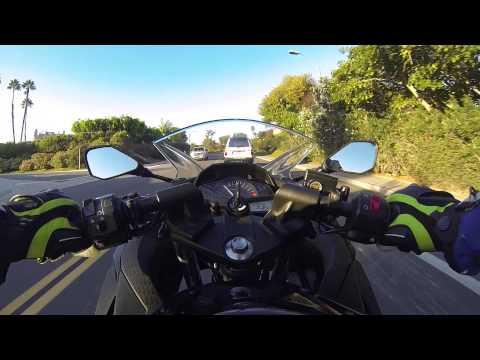 2014 Kawasaki Ninja 300 Full Review / V-Log