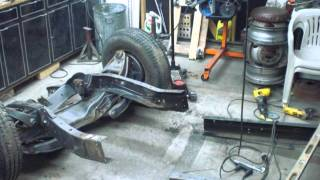 Binder Rat Rod Build Part 1