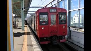 【走行音】JR九州103系1500番台<普通> 区間:筑肥線 筑前前原→浜崎