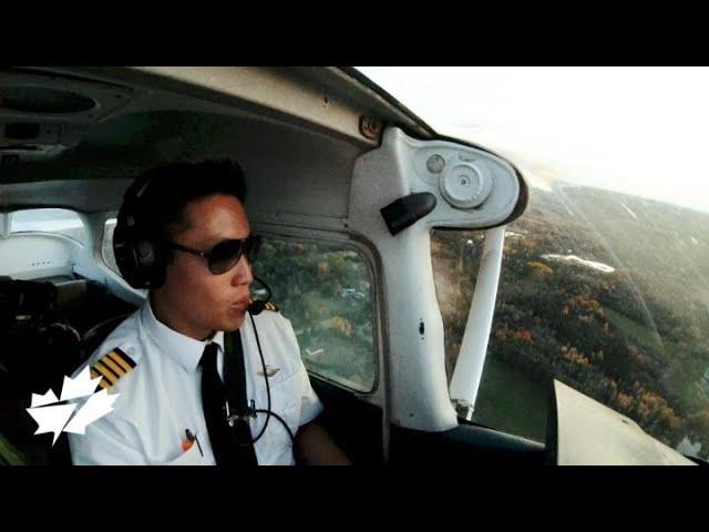 WestJet Encore recruitment ad, just for pilots
