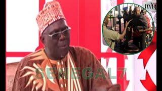 Moustapha Diakhaté sur l'affaire Guy Marius Sagna:
