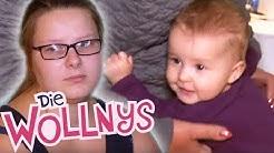 Erstes Kind mit 18: Silvia gibt Calantha Mama-Tipps   Folge 172   Die Wollnys   RTLZWEI