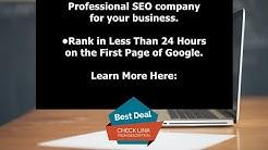 A Good Seo Professional - Best Website Optimization Experts - Seo Professionals