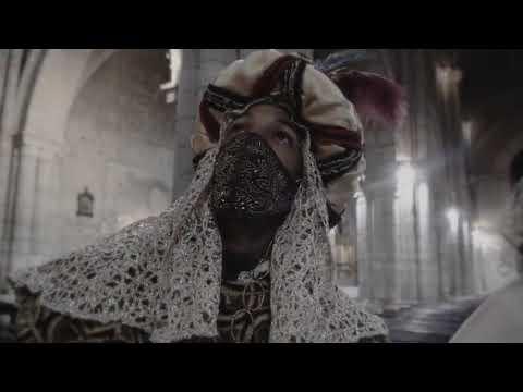 Los Reyes Magos graban un vídeo de visita por Palencia días antes de dejar sus regalos