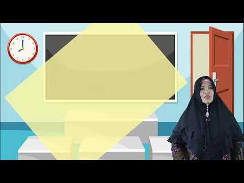 Video Pembelajaran Kelas 5 Mata Pelajaran Al-Qur'an Hadits Materi…