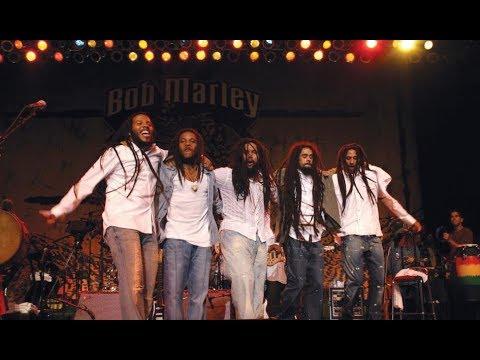 MARLEY Ziggy, Julian, Damian, Stephen & KyMani  Bob Marleys Roots Reggae compilation