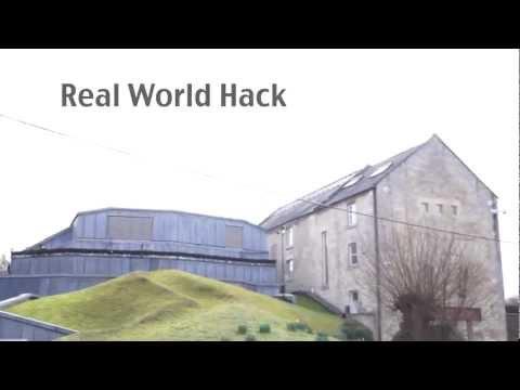 Bath Digital Festival 2013: Real World Hack