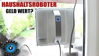 Sind Haushaltroboter ihr Geld wert? - ECOVACS Deebot M8, Slim und Winbot Review/Test -