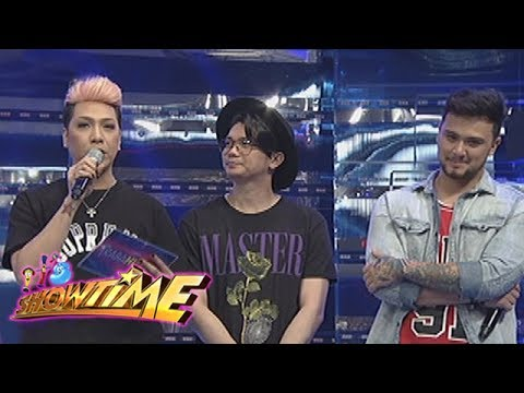 It's Showtime: Vice Ganda says sorry