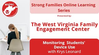 How to Monitor Students' Device Use Webinar