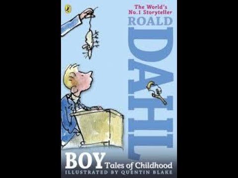 Boy By Roald Dahl, Audiobook, Landaff Cathedral School: The Bicycle And Sweet-shop