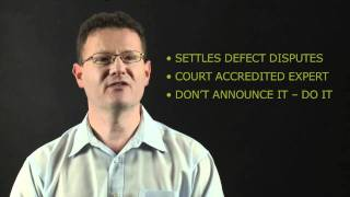 Security of Payment Act | The Value of Expert Reports | Contractors Debt Recovery