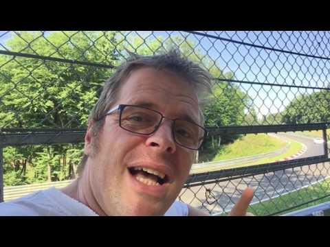 Viper ACR Nürburgring Record Attempt Begins