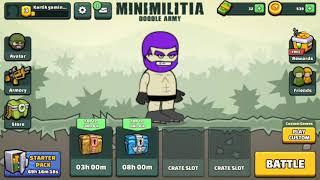 Part 2 mini militia force online rush game play
