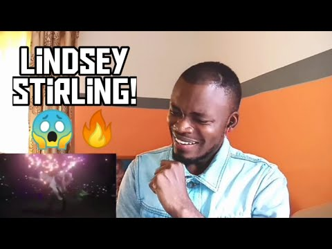Lindsey Stirling – Between Twilight _🇨🇲 REACTION