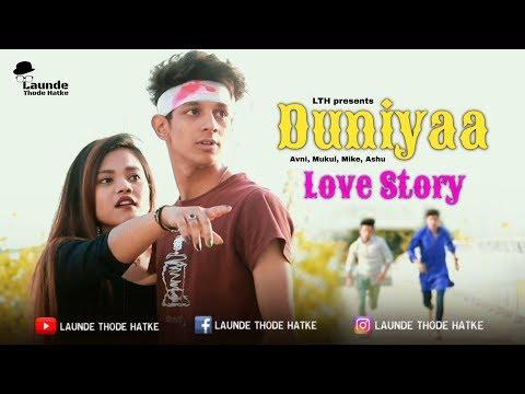 Download Lagu  Duniyaa   Akhil   Luka Chuppi   Heart Touching Love Story   Avni, Mukul, Mike, Ashu   LTH Mp3 Free