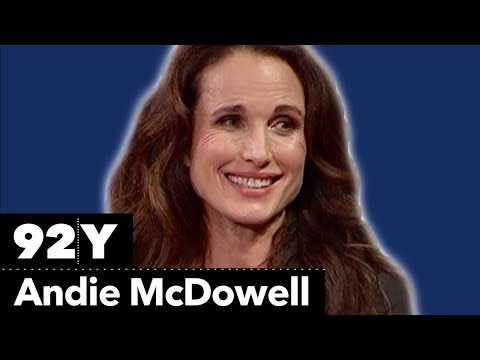 Andie MacDowell discusses Love After Love and her career in film  Reel Pieces with Annette Insdorf