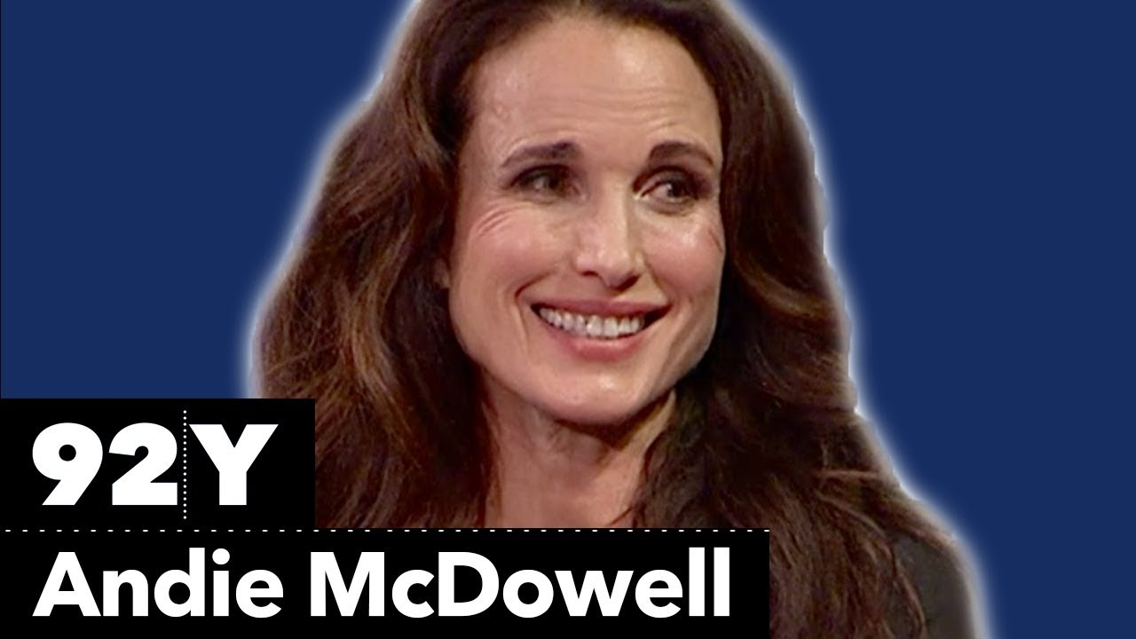 Andie Macdowell Nude In Love After Love andie macdowell discusses love after love and her career in film | reel  pieces with annette insdorf