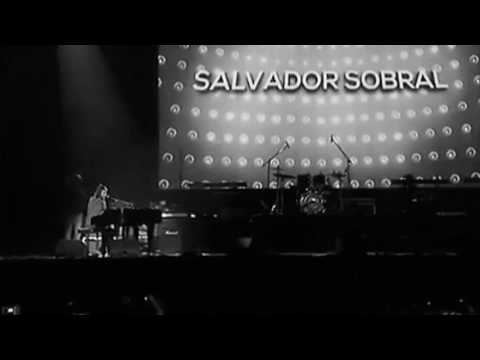 Salvador Sobral - A Case of You (acoustic) | Joni Mitchell cover