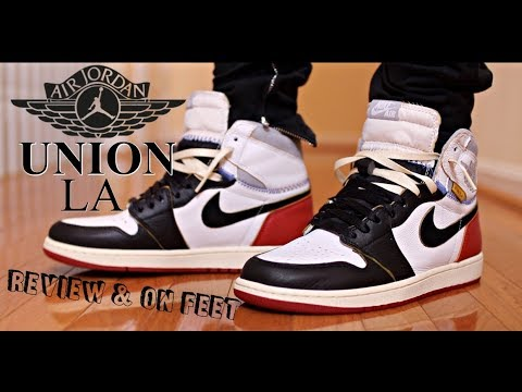 43329bc026f WORTH THE  1K   ) JORDAN 1 x UNION