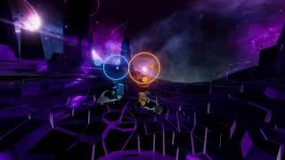 "Audica Gameplay: 3Lau ft. Ninja - ""Game Time"""