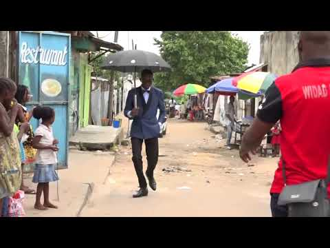 L'UNIVERS DE LA SAPE AU CONGO SYLVESTRE MESSI