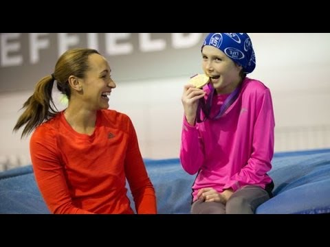 My Special Day - Jessica Ennis