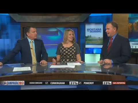 Top stories from today's Montana This Morning, 11-8-17