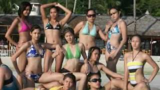 UAAP Girls swimsuit edition