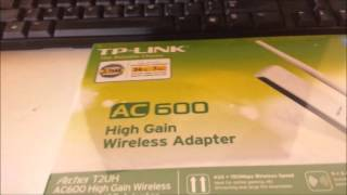 Review: TP-Link Archer T2UH USB Adapter