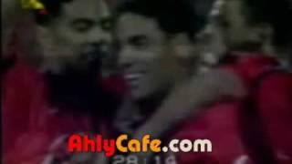 الستة الشهيرة الأهلي والزمالك 6-1 مدحت شلبي