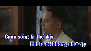 Karaoke Tình Yêu Chân Thật - Lê Bảo Bình [ Beat Gốc ]